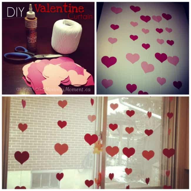Heart-curtain
