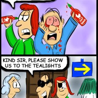 Tips for Shopping at IKEA ~ A Carl's Life #Cartoon