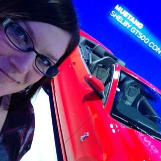 From One Automobile City to Another #FordNAIAS