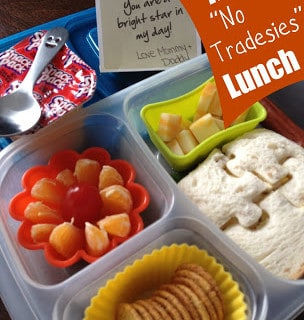 Pack a Lovable Lunch with the help of Snack Pack #NoTradesies {Giveaway}