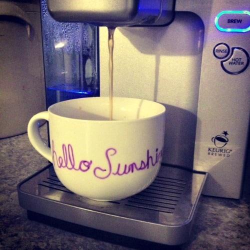 DIY Mug Tutorial