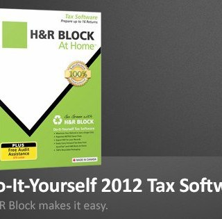 Helpful Tax Tips from H&R Block for the Canadian Family #Giveaway {Can Only} {5 Winners}