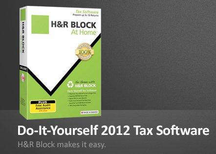 HRBlock software