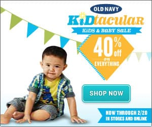 Dress Your Child in Style with the Old Navy Baby & Kids Sale! #ONKidtacular