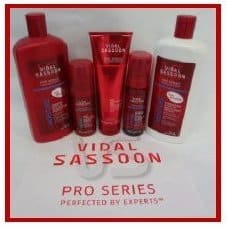 Love Your Hair with a Vidal Sassoon Prize Pack! #PGMom #Giveaway {Can Only}