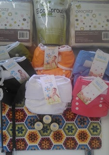 Cloth Diaper Starter Kit #Giveaway {US Only} {$150 value}
