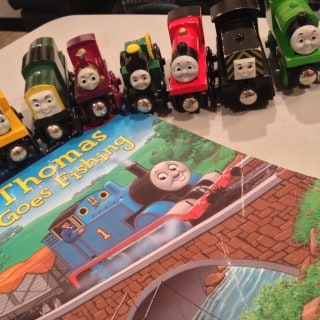 Personalized Thomas & Friends e-storybooks your child will love #FisherPriceMoms