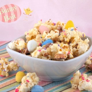 Bunny Bait ~ An Easter Popcorn Recipe