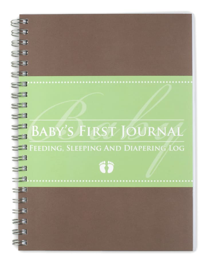 Glowbaby baby's first journal