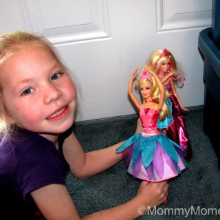 Do You Have A Ballerina In Your Home? We do! Barbie in the Pink Shoes #Giveaway {CAN Only}
