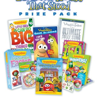 VeggieTales ~ The Little House That Stood & a $100 Prize Pack #Giveaway