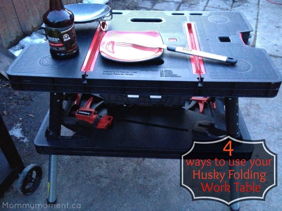 4 ways work table