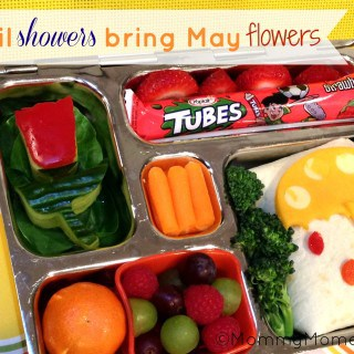 April Showers Bring May Flowers {Lovable Lunch} #LMDconnector