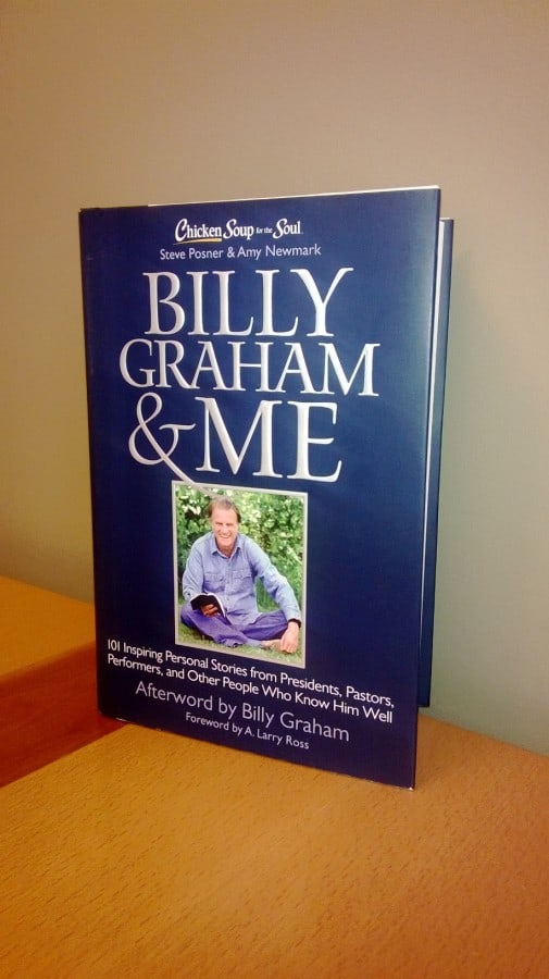 CSS Billy Graham & Me