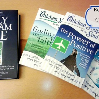 Keeping Your Soul Calm with a Chicken Soup for the Soul Prize Pack #Giveaway! {3 Winners}