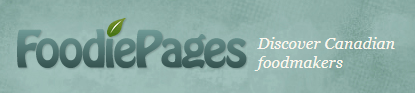 FoodiePages logo