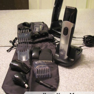 Keep Your Man Looking Sharp with a Philips 9-in-1 Grooming Kit #SpoilDad #Giveaway {CAN}