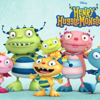 Spring is Here! And so is Henry Hugglemonster! #DisneyJuniorMom