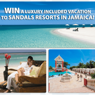 WIN a Trip for 2 to Jamaica! Brought to You by CTS & Their #FeelGoodMovies {#Giveaway} {Canada}