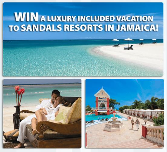 Jamaica Trip Giveaway