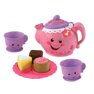 Tea For Two ~ A Fisher Price Favorite #FisherPriceMoms