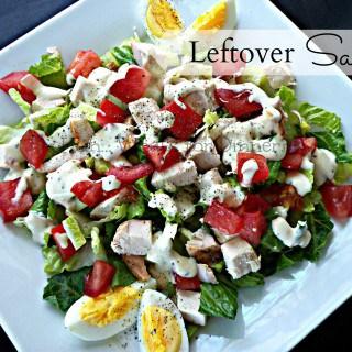 Leftover Salad