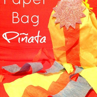 Paper Bag Piñata
