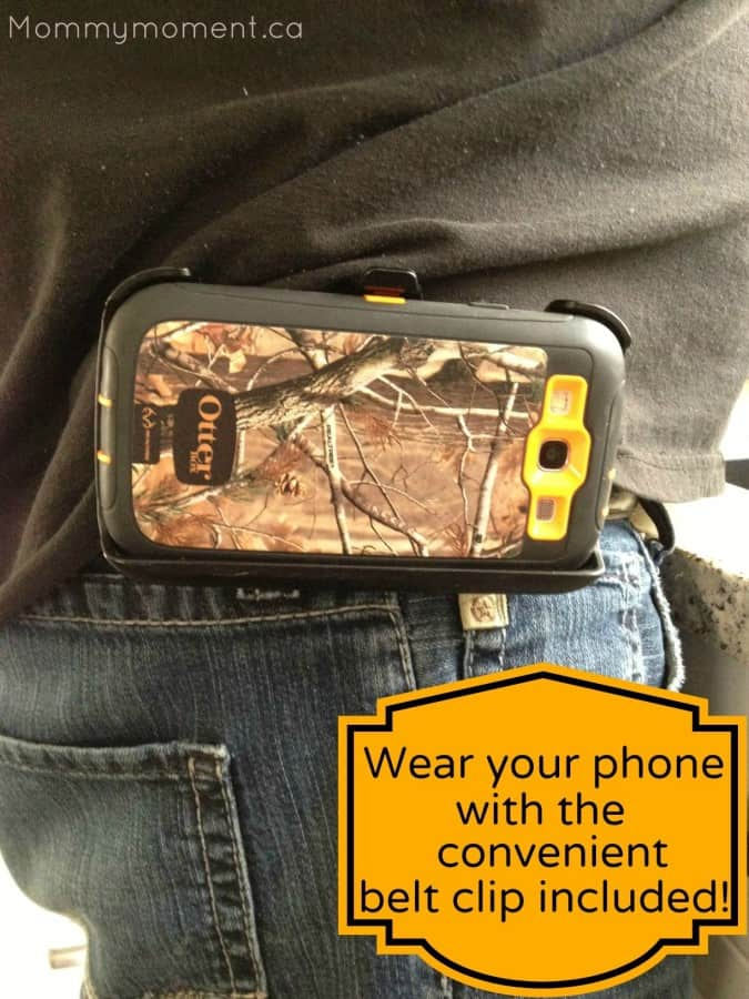 Wear your Otterbox