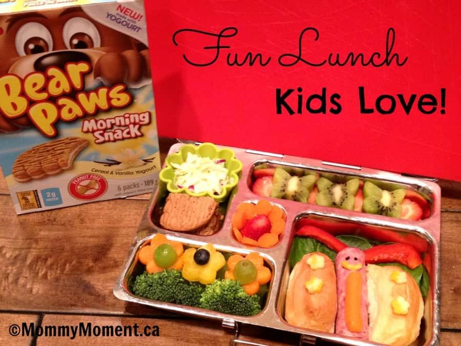 snacks kids love