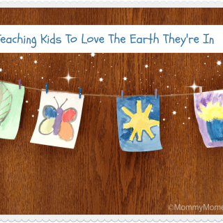 Teaching Kids To Love The Earth They're In