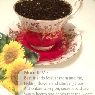 DIY Mother's Day Gift Tea Cup