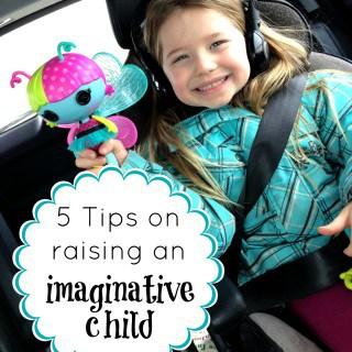 5 Tips on raising an imaginative child