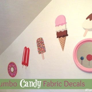 Candy Wall Decals Add A Sweet Touch To Your Child's Bedroom