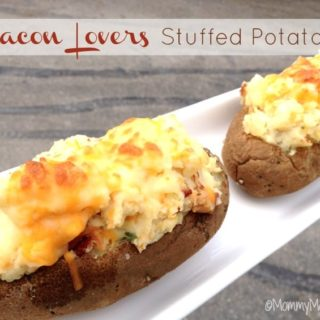 Bacon Lovers Stuffed Potatoes Recipe