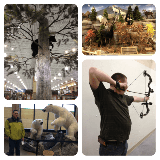 Cabela's New Store in Winnipeg is an Adventure for the Outdoorsman