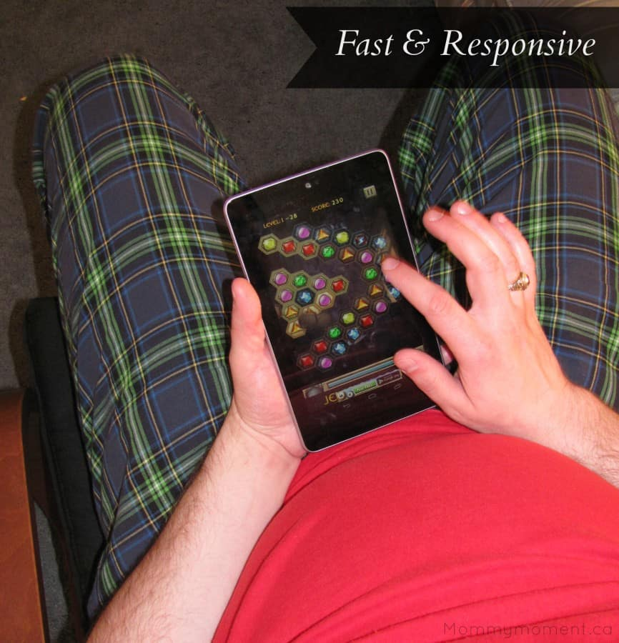 Fast & Responsive