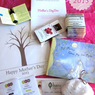 Mother's Day Box from Little Eco Footprint