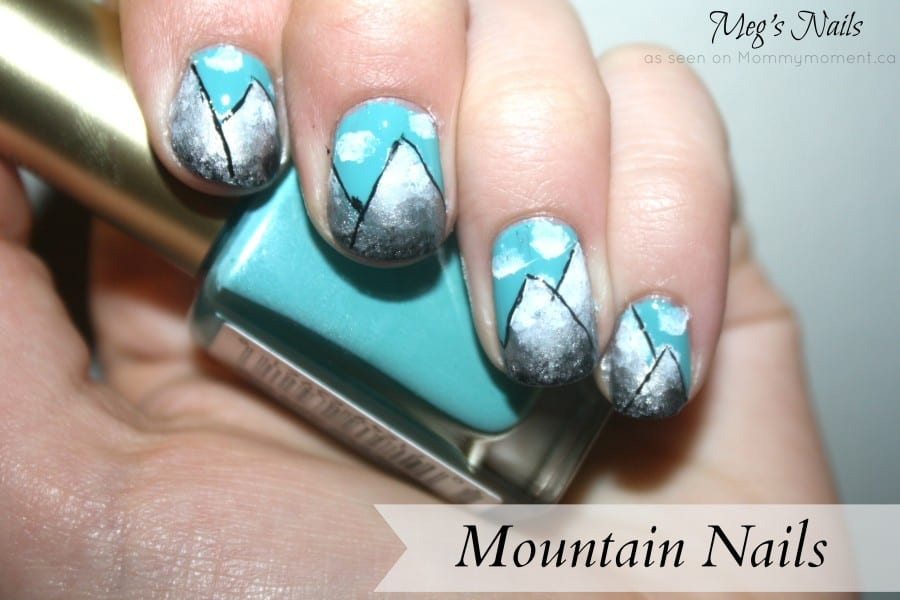 Mountain Nails Megs Nails
