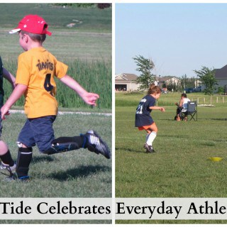 Celebrate Your Everyday Athlete with Tide! #PGMom #Giveaway