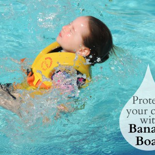 Protect Your Child with Banana Boat! $50 Visa Gift Card #Giveaway {CAN}