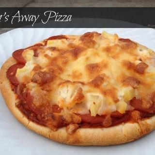 Mom's Away Pizza