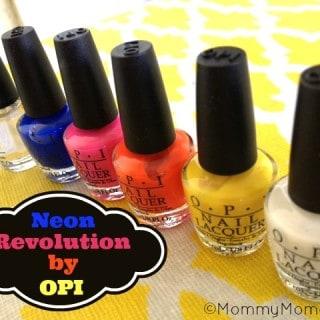 Neon Revolution by OPI ~ Bold Summer Fun!
