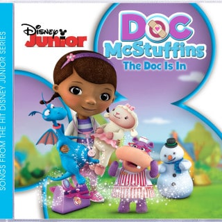 The Doc Is In! Doc McStuffins #Giveaway {US}