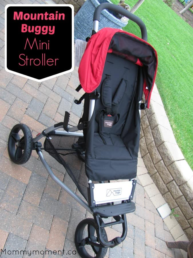 Use the Mountain Buggy Stroller & Carrycot on Your Next Outing