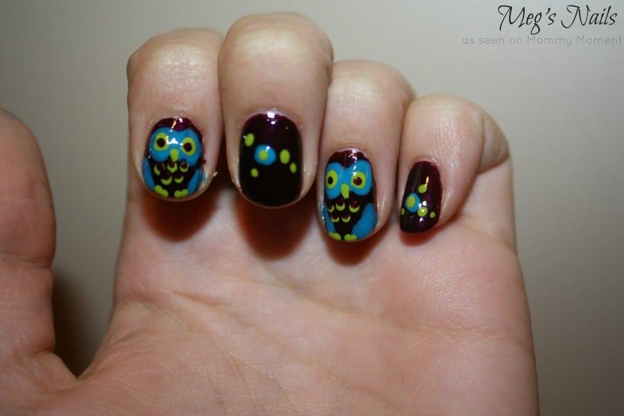 Animal Nail Art by Meg\'s Nails
