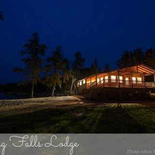 Shining Falls Lodge