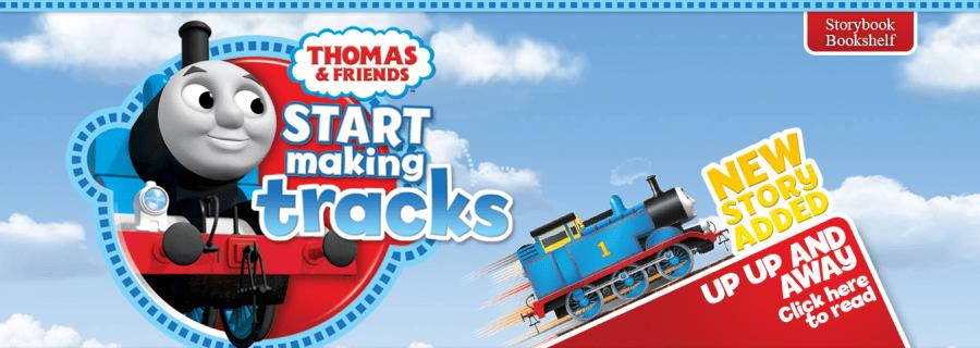 Thomas Story book