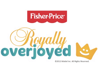 Fisher Price Royally OverJoyed