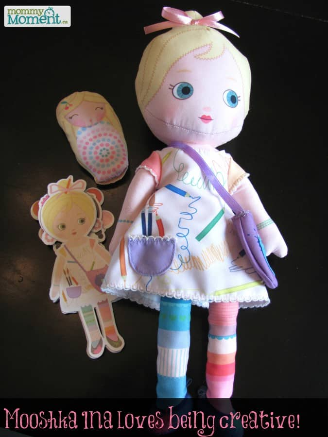 Mooshka Dolls Ina