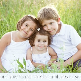 8 Tips on How to Get Better Pictures of Your Kids This Summer